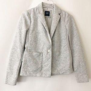 Gap Knit Blazer Jacket